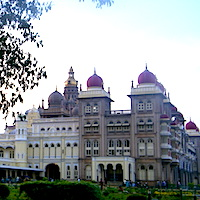 The royal legacy and cultural heritage of Mysore is best experienced in a motorcycle tour by 5 Senses Tours.