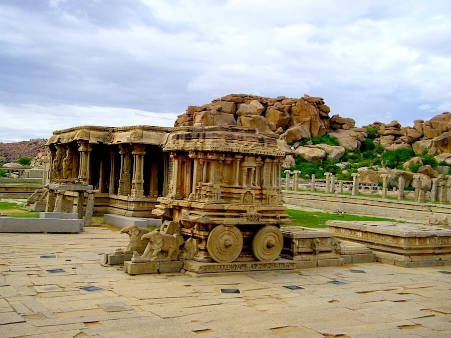 Bewitching Ruins Trail to Hampi, Badami, Aihole & Pattadakal - 7 days