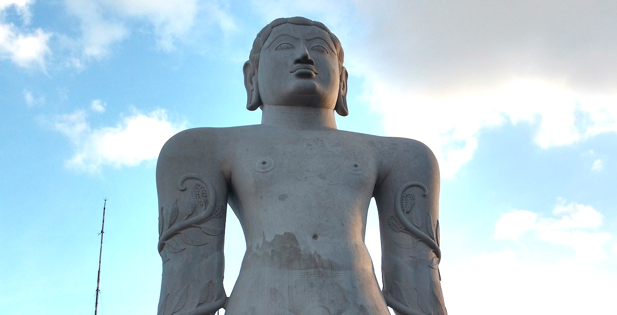 World's largest statue- Shravanabelagola