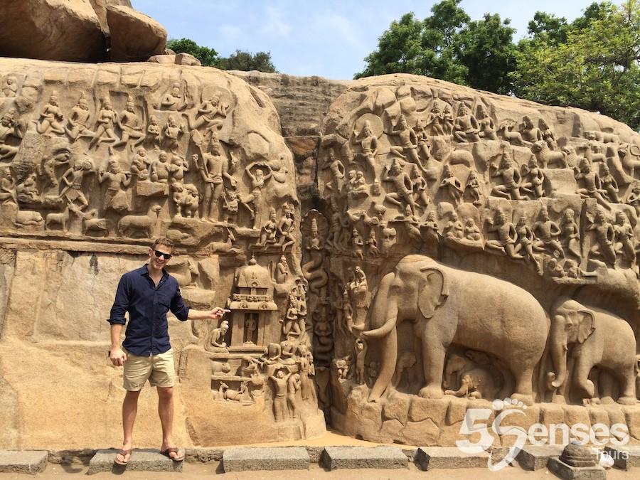 Mahabalipuram & Dakshin Chitra