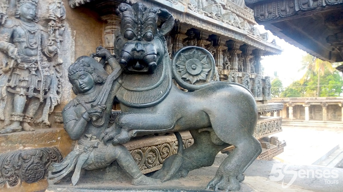 Architecture & Sculpture Tour to Belur & Halebid