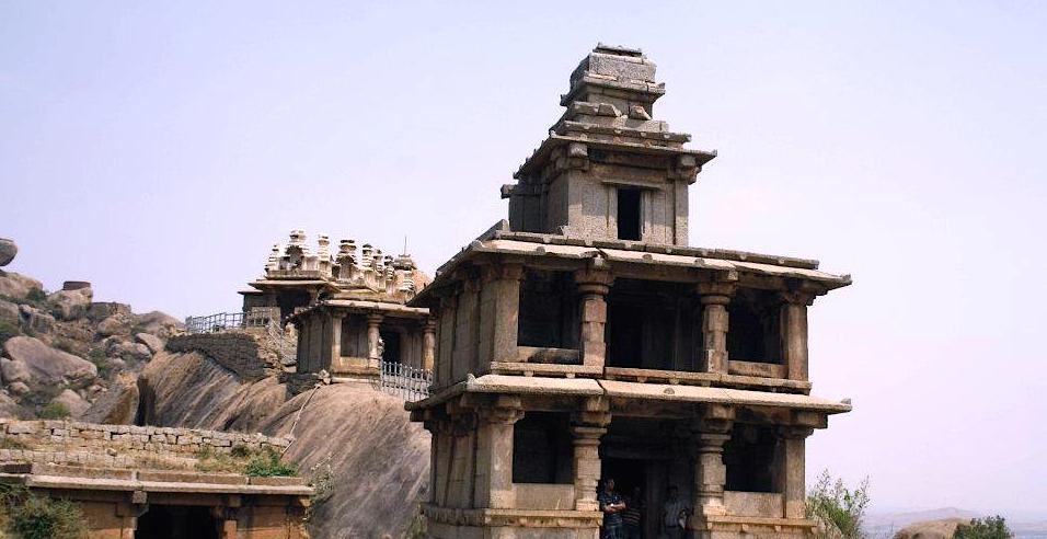 Impregnable Fort of Chitradurga