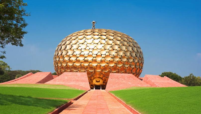 Matri Mandir- Pondicherry tour from Chennai