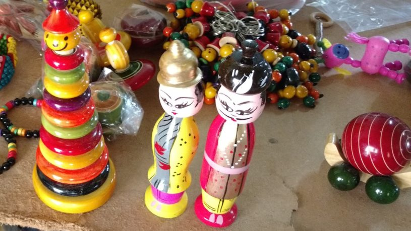 Channapatna toy making tour from Bangalore