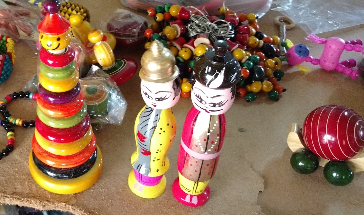 Village Folk Art & Toy Making