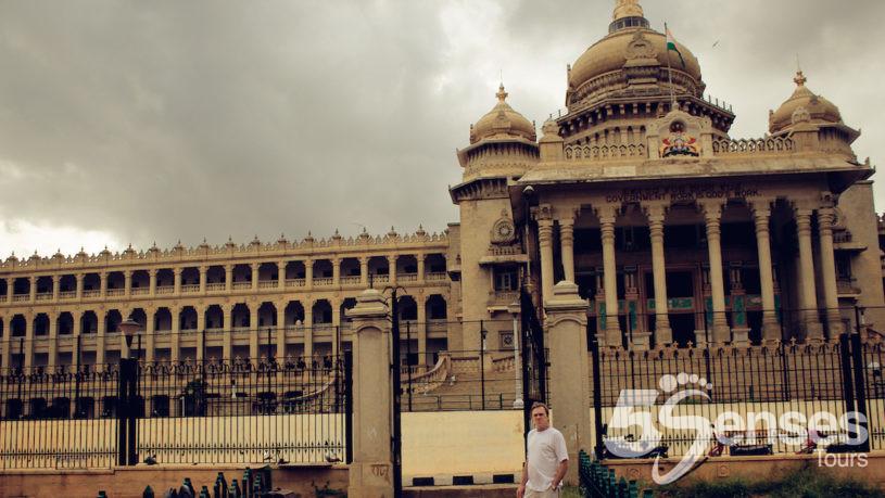 Vidhan Soudha, Bangalore city tour