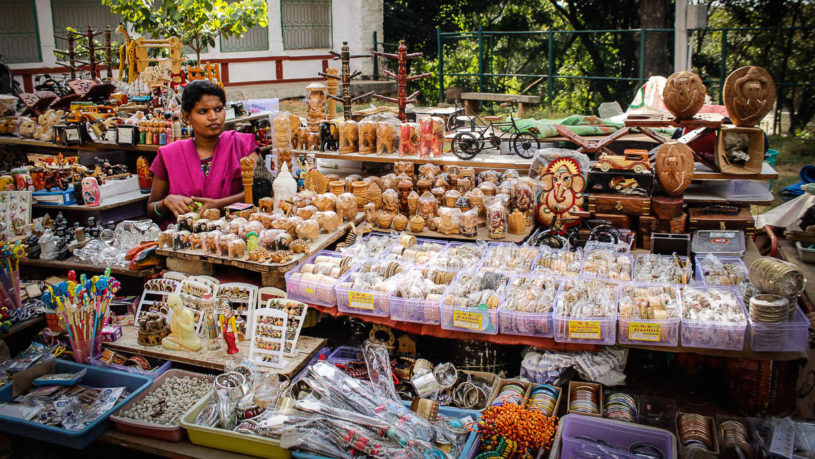 Bazaars of Bangalore