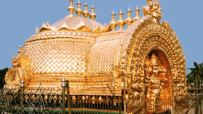 srirangam temple tour