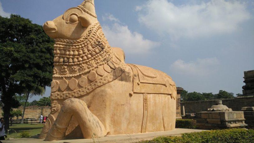 Chola temple tour