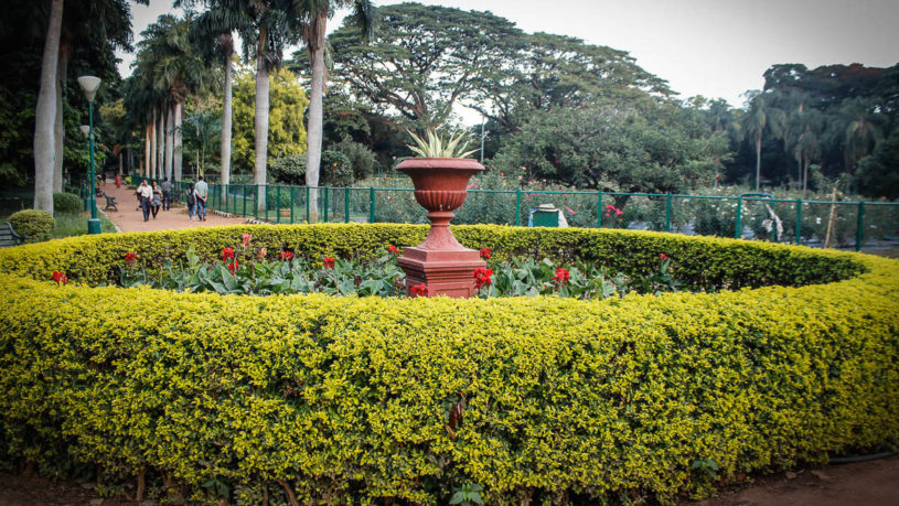 Lalbagh tour from Bangalore