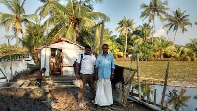 organic farming tour to Kerala