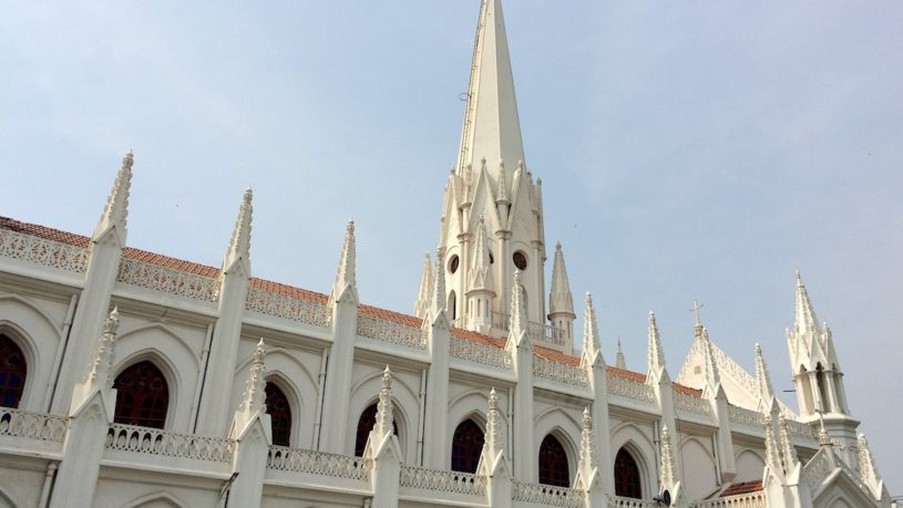 San thome Basilica, tour from Chennai