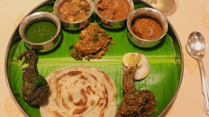 5 senses tours 2017 march for Anjappar chettinad south indian cuisine