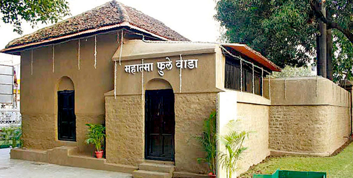 Mahatma Phule wada, India's freedom trail, tour in Pune