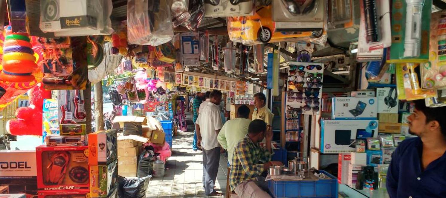 Burma bazaar, Leather market, Shopping tour chennai