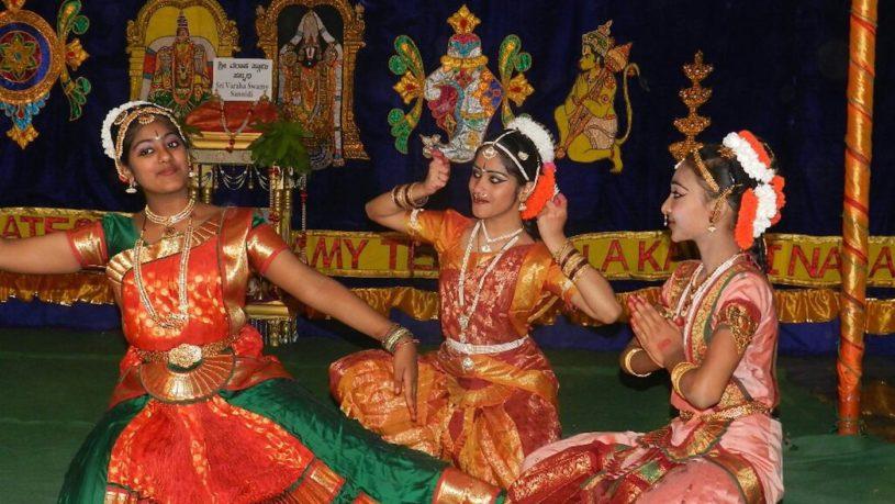 Bharatnatyam dance tour, day tour in Bangalore