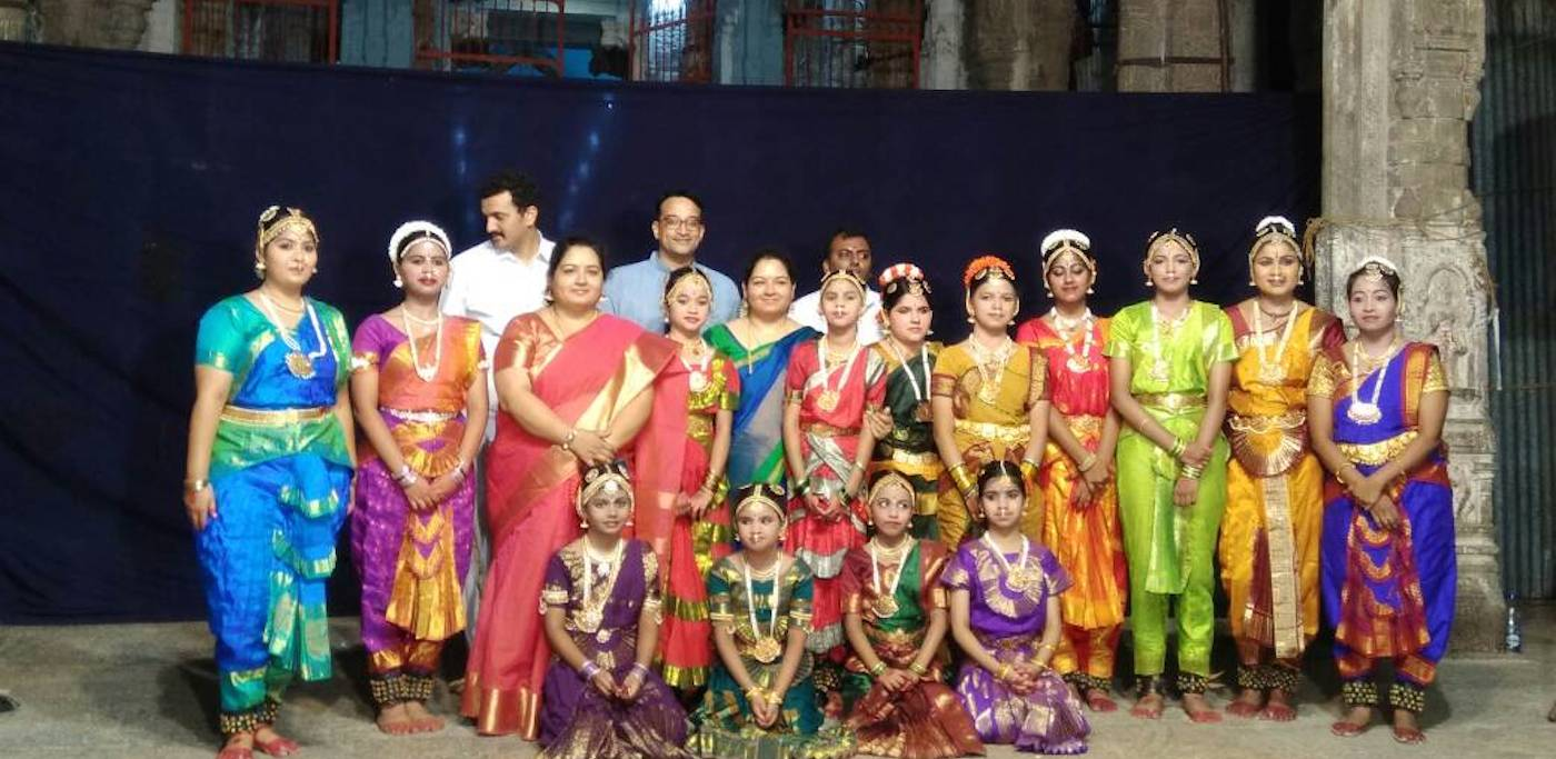 Bharatnatyam dance tour, day tour in Bangalore