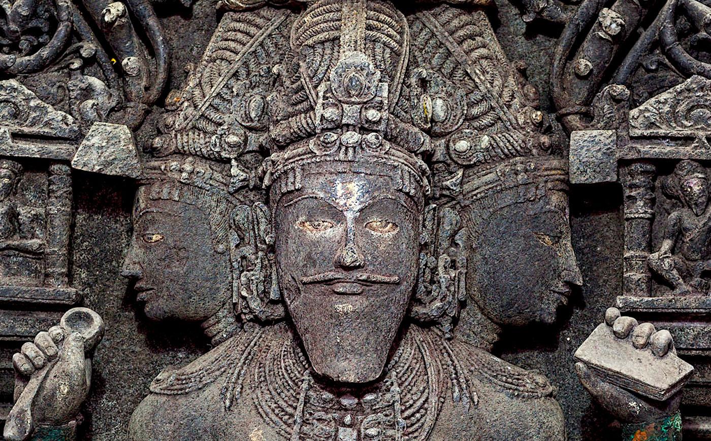 Goan temple architecture tour