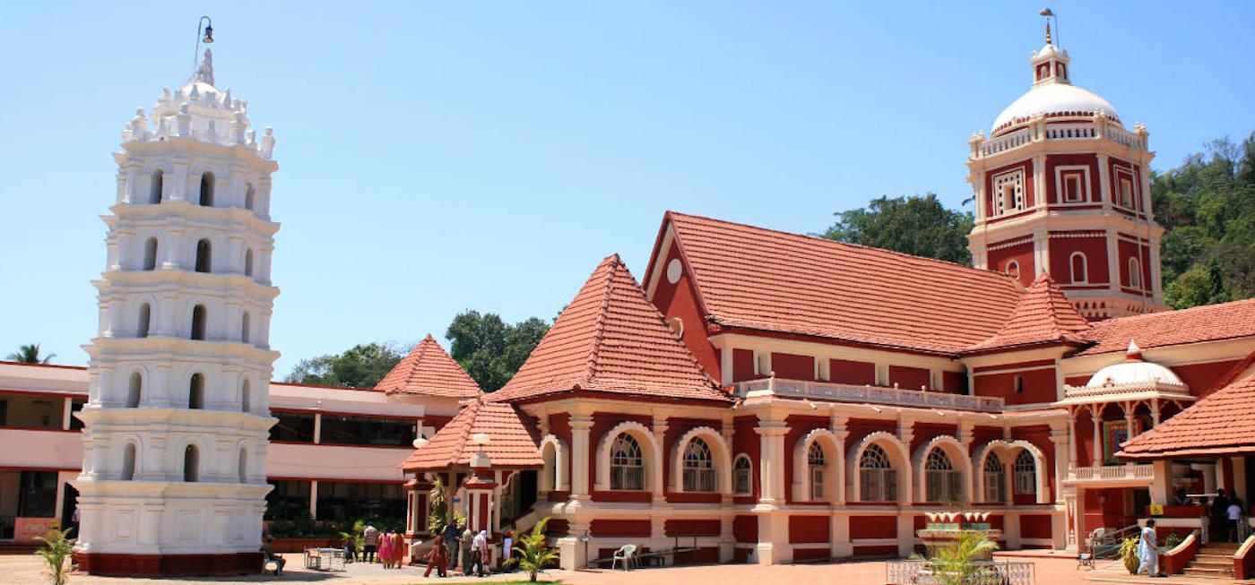 Goan Temple Architecture Trail