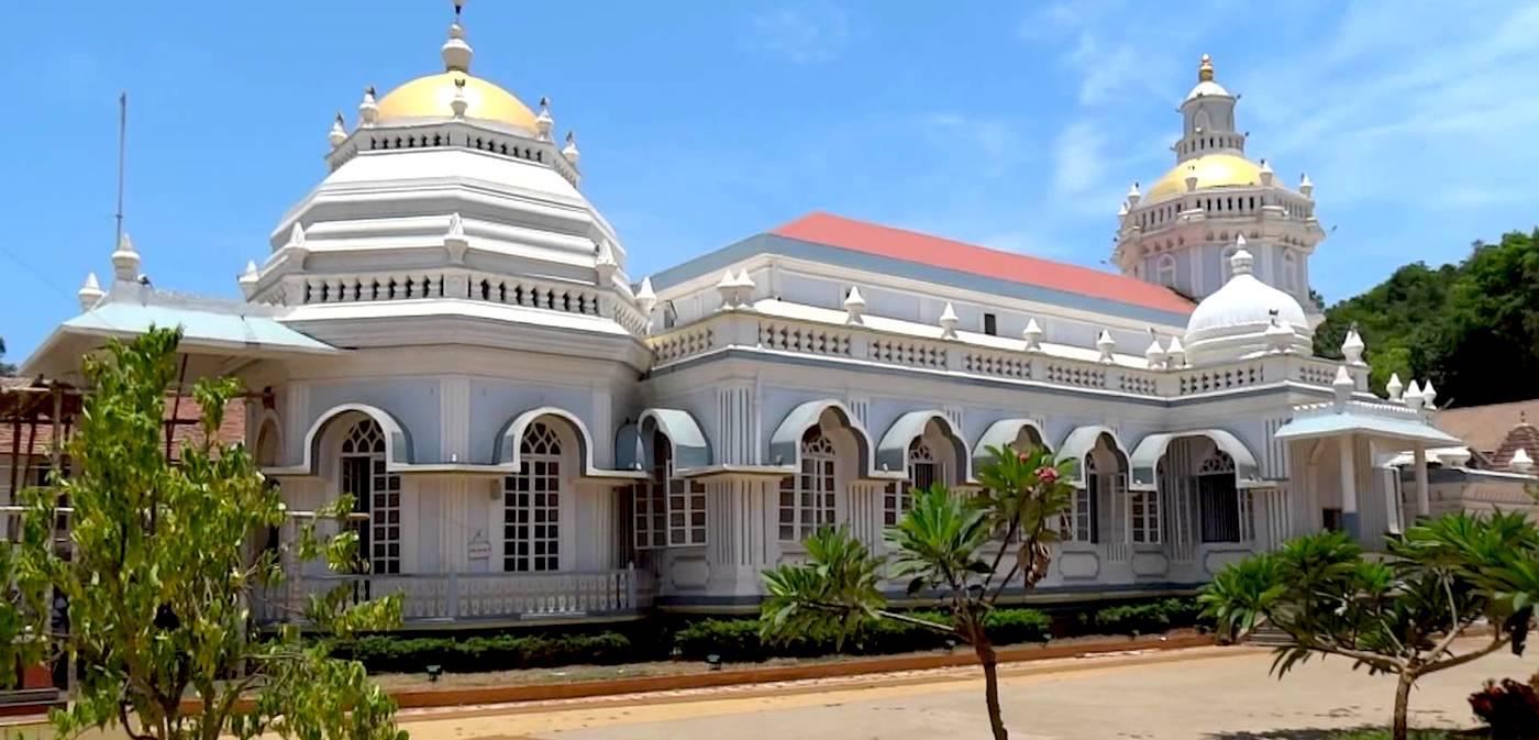 Mangeshi temple, Goan temple architecture tour