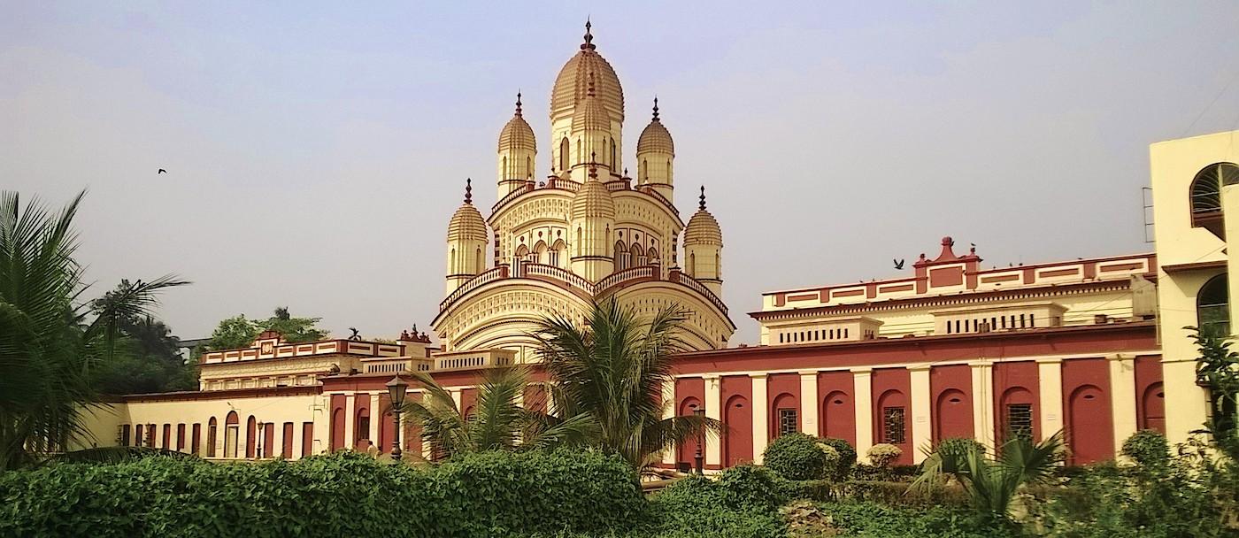 Temple and spirituality trail in Kolkata