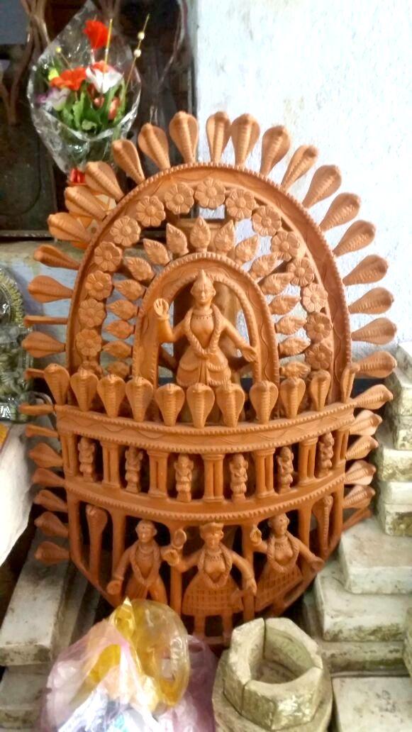 Baluchari Silk Magic & the last remaining Potters